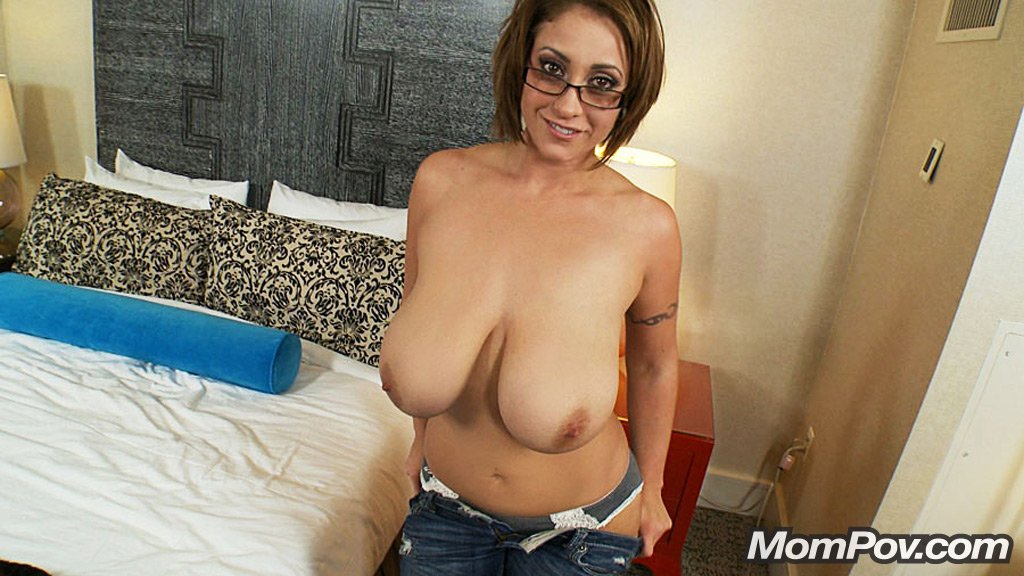 Huge Natural Tits Latina