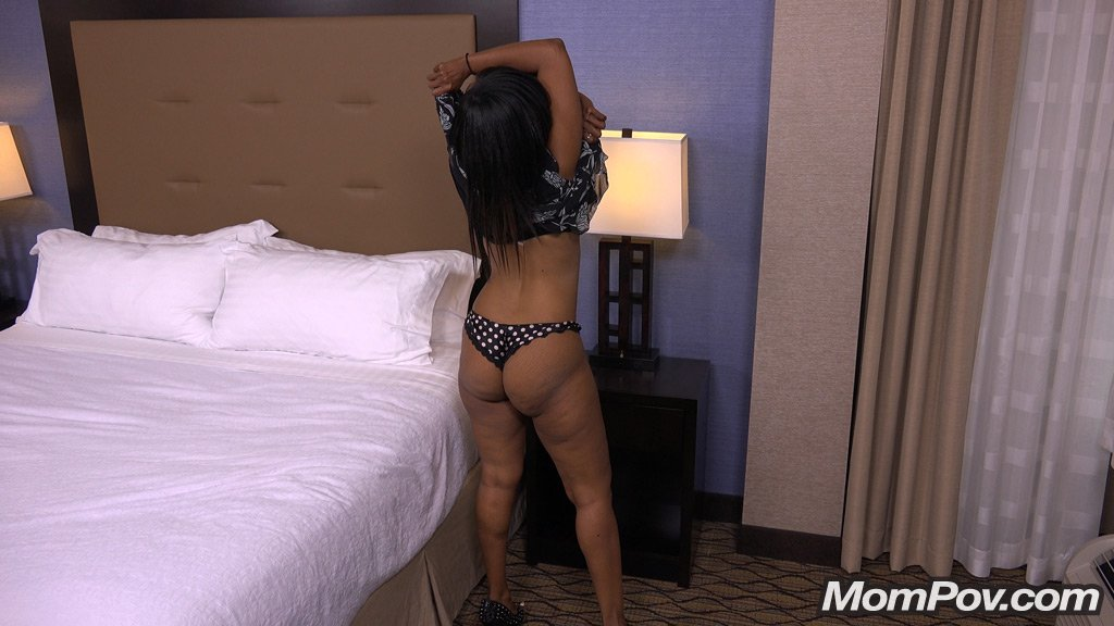 41 year old hot busty big booty black mom