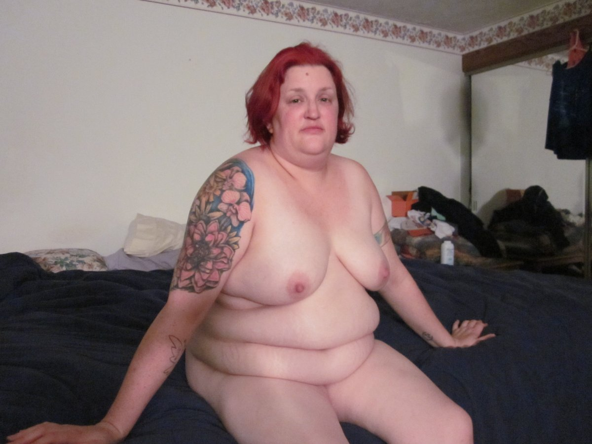 fat woman porn