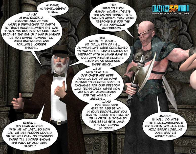 3d comic langsuir chronicles 4 10