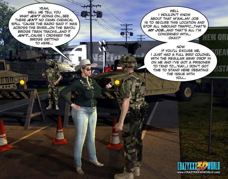 3d comic langsuir chronicles episodes 1011 Part 5 6