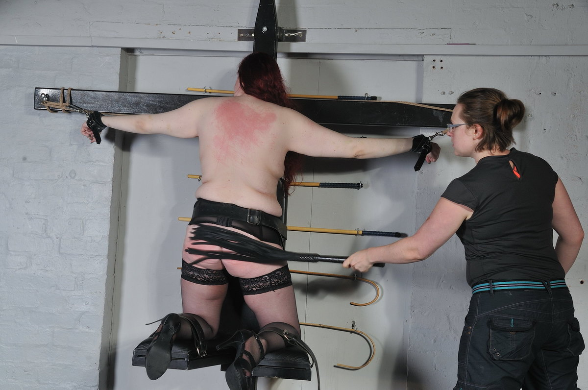 Fat free bdsm whipping videos fat