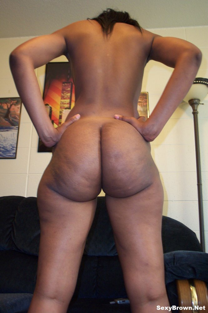 perfect black butts naked