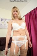 56 year old British milf Ila Jane str... (16 pics)