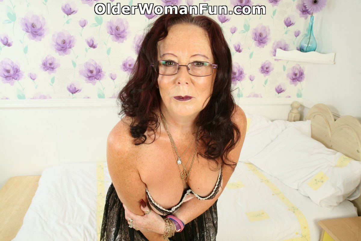 granny mature movie woman