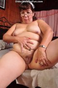 50 year old granny Maribel is a perfe... (16 pics)