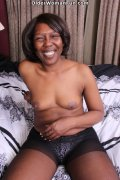52 year old ebony milf Amanda strips ... (16 pics)
