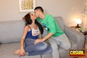 Casual Teen Sex - Wet pussy licked & banged (3/16)
