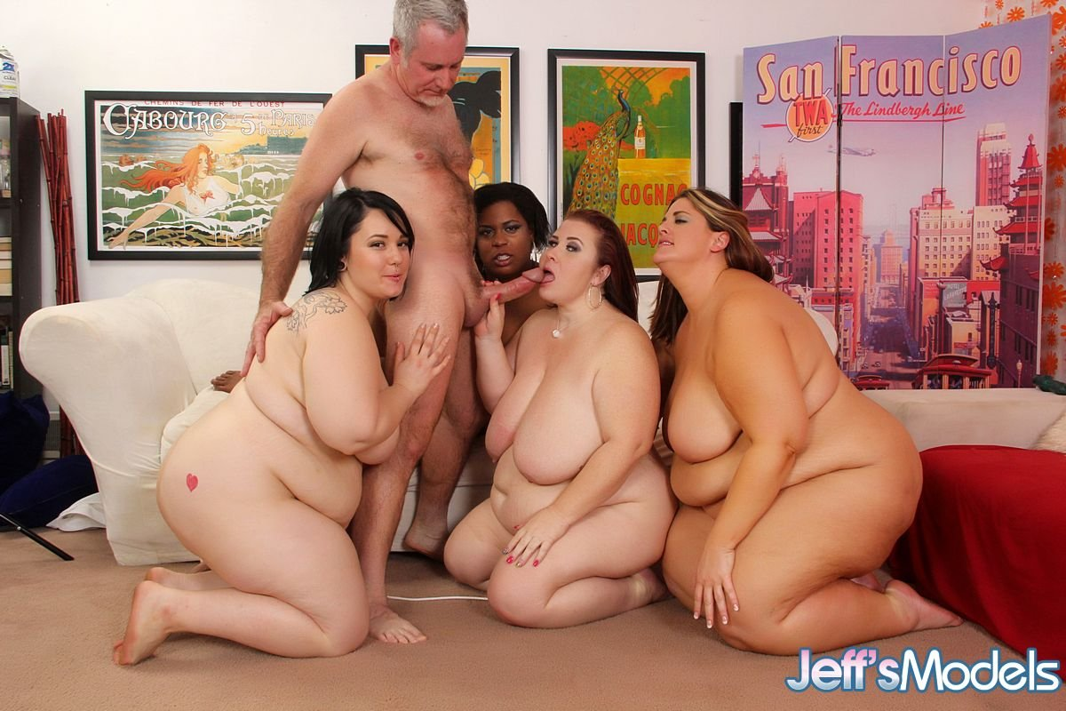 Big large pretty naked women