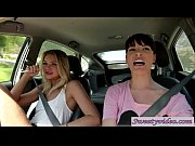 Picture Jessie Andreews and Dana deArmond lick n rub...