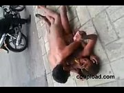 Picture Homeless couple street fuck