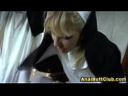 monster butt nuns wam rimjob – Porn Video