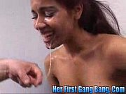 Picture Gaya Patal in Her first gang bang - TNAFlix Porn...