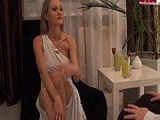 Эротический массаж красавицы видео