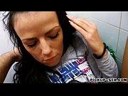 samantha johnson screwed up in rest room for some cash