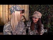 Blonde vs brunette milita...