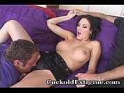 Picture Cuckold Wife Shows Hubby How It's Done