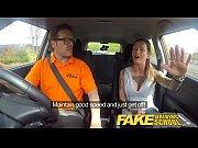 Fake Driving School Adv...