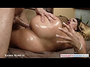 Picture Hot assed Teanna Trump gives blowjob