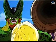 Picture Dragon Ball Z ,sexo anal, Cell y numero 18