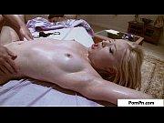 blonde sweety massage