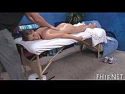 Raunchy massage videos
