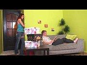 Видео анального секса  со высокой брюнеткой
