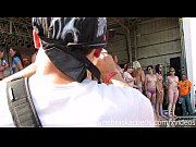 Picture Getting a biker rally wet tshirt contest sta...