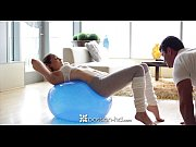 Passion-HD - A morning workout makes Kase ...