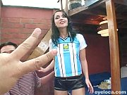 Picture Alluring babe Marianna Delgado is getting tw...