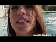 Brazzers - Pool side anal with Kelsi Monroe