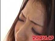 【無料エロ動画】ハイヒール履いたまま電マ使ったオナニーで汗だくになる
