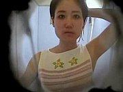 【盗撮】シャワールームを使用中の全裸お姉さんの姿を収録!!