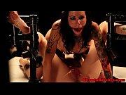 BDSM lezdom submissive punished harshly