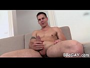 Naughty rod riding with gay stud