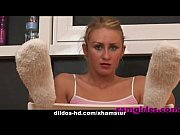 Solo Teen Gapes with a Dildo Free Solo Dildo Porn