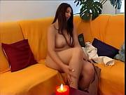 Cute chubby teen Petra solo, nude fatties ebony Video Screenshot Preview 3