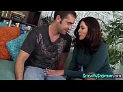 MILF Cheats On Hubby With Stepson, new stepson gets to bang hot stepmom Video Screenshot Preview