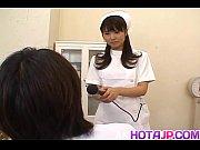 Misato Kuninaka nurse i...