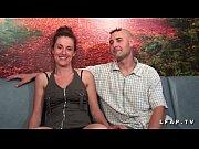 Casting couple amateur libertin francais baise ...