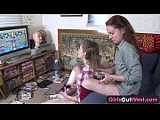 lesbians-lick-their-wet-pussy-after-playstation