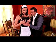 Busty French Maid goes ...