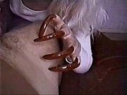 С длинными ногтями порно