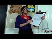 Picture Teacher Raquel Roper Gives A Permission Slip...