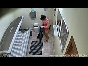 Picture First Hidden Cam in PUBLIC SOLARIUM Worldwid