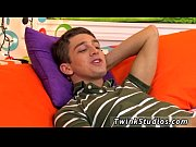 Wild gay sexy twink story Levon asks with his puppy eyes and he can&039t
