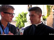 scandal in the vatican 2 – blowjob – Gay Porn Video