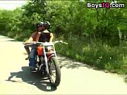 Driving with her is dangerous, better stop the motorcycle and fuck her! - sex video view on xvideos.com tube online.