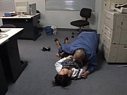 Businesswoman fucked by...
