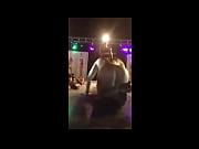 Fabi Martinez bailando